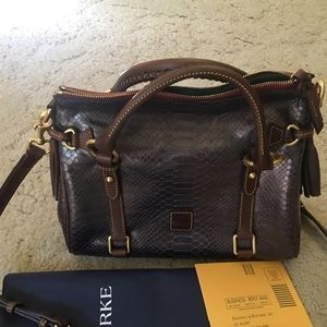 New never used Dooney and Burke Purse